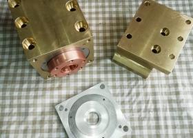 Токопередающее устройство, произведённое на заказ для машины шовной сварки бочек
