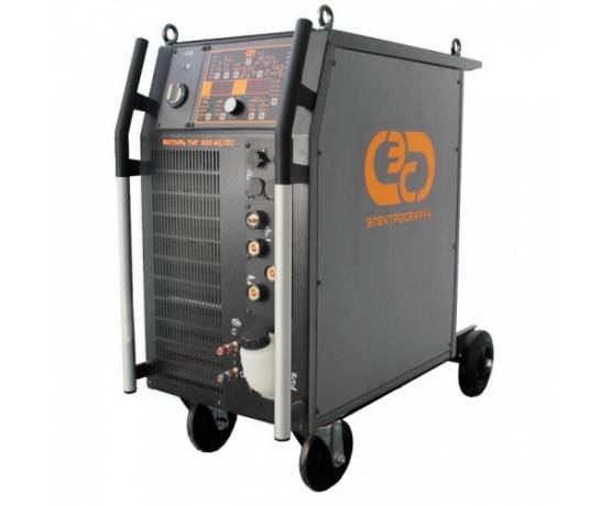 Аппарат для аргонодуговой сварки Янтарь Тиг 450 AC/DC