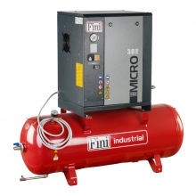 Винтовой компрессор на ресивере FINI MICRO SE 2.2-10 M - 200