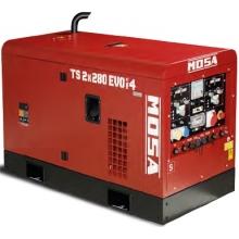 Агрегат сварочный, универсальный, дизельный - MOSA TS 2x280 EVO MULTI4