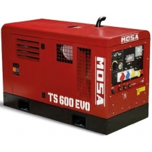 Агрегат сварочный, универсальный, дизельный MOSA TS 600 EVO