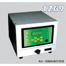 Блок управления TE550 на мощность машины 160 кВА при ПВ 50% TECNA 1269E