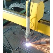 Портальный станок плазменной резки металла «АСТЕРКАТ-М2»
