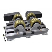 Вращатель роликовый ОВРП-10, грузоподъёмность 10000 кг