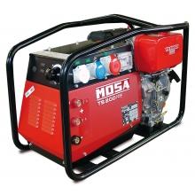 Агрегат сварочный, универсальный, дизельный MOSA TS 200 DES/CF